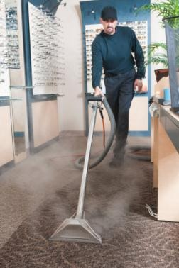 Commercial carpet cleaning in Irvington NY by R&S Janitorial Services