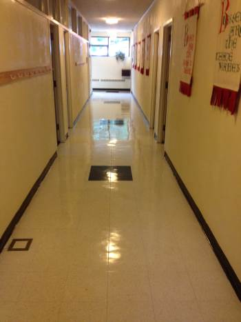 Floor cleaning in Lake Peekskill NY by R & S Janitorial Services, Inc.