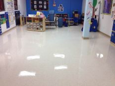 Floor stripping in Armonk NY by R & S Janitorial Services, Inc.